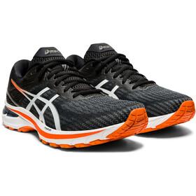 asics GT-2000 9 Shoes Men, negro/blanco